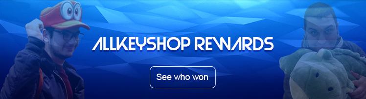 Reward Program Winner's page