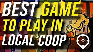 10 grandes Jogos com co-op Local