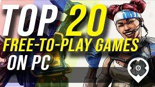 20 Jogos de PC Grátis que Pode Jogar Agora
