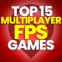 15 dos Melhores Jogos FPS Multijogadores e Comparar Preços