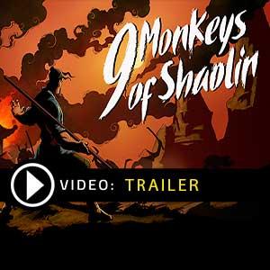 Comprar 9 Monkeys of Shaolin CD Key Comparar Preços