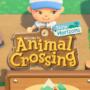 Animal Crossing: New Horizons Lançados Hoje