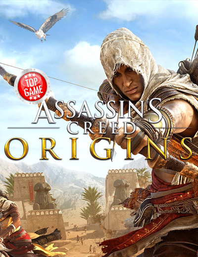 Here's the Assassin's Creed Origins Launch Trailer!