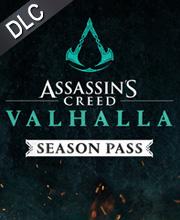 Assassin's Creed Valhalla Season Pass