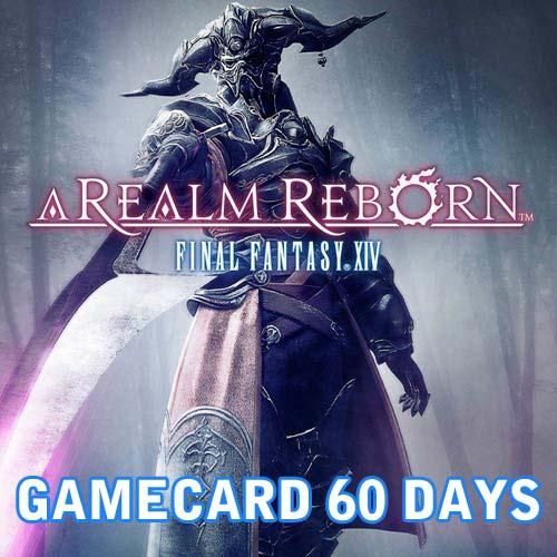 Comprar Final Fantasy 14 60 Dias GameCard Code Comparar Preços