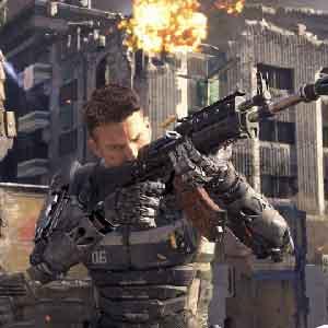 Call of Duty Black Ops 3 Jogador