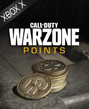 Call of Duty Warzone Pontos