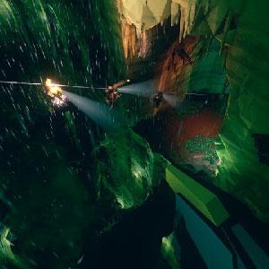 Cavernas Misteriosas