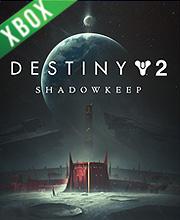 Destiny 2 Fortaleza das Sombras