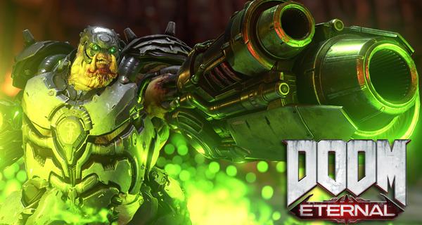 Doom Eternal Dlc Teased Com Duas Imagens Cdkeypt Pt