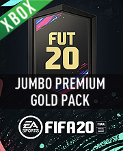FIFA 20 Jumbo Premium Gold Packs