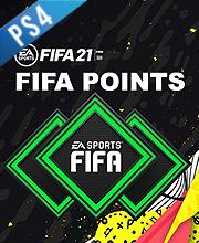 FIFA 21 FUT Pontos