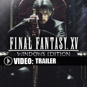 Comprar Final Fantasy 15 CD Key Comparar Preços