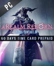 Final Fantasy 14 60 Dias