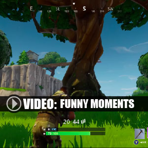 Fortnite Xbox One Funny Moments