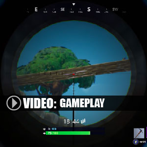 Fortnite Xbox One Gameplay Video