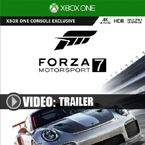 Comprar Forza Motorsport 7 Xbox One Código Comparar Preços