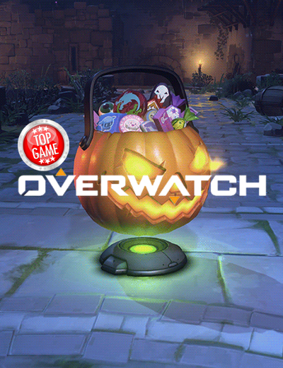 Overwatch Halloween Terror: Loot Boxes and New Co-op PvE Brawl are Coming!
