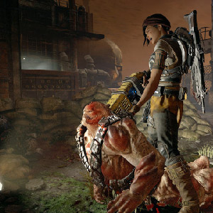 Gears of War 4 Xbox One Character