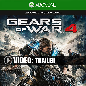 Comprar Gears of War 4 Xbox One Código Comparar Preços