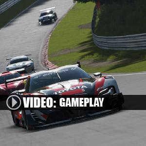Gran Turismo Sport PS4 Gameplay Video