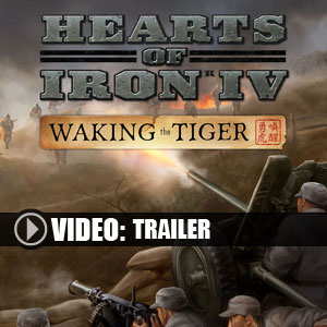 Comprar Hearts of Iron 4 Waking the Tiger CD Key Comparar Preços