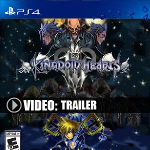 Comprar Kingdom Hearts 3 PS4 Codigo Comparar Preços