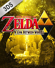Legend of Zelda A Link between Worlds