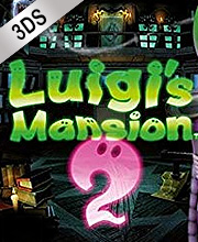 Luigi's Mansion 2 Dark Moon