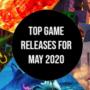 Top Game Releases para Maio de 2020