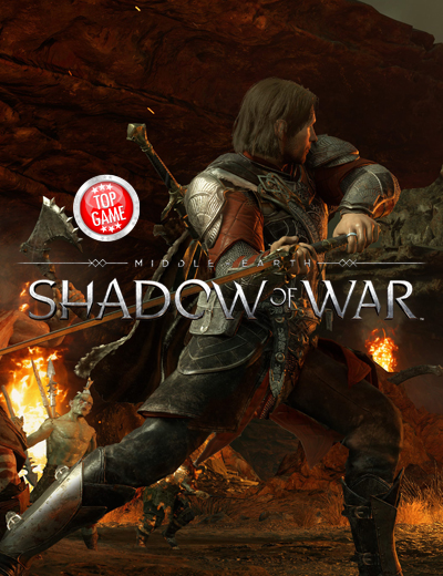 Middle Earth Shadow of War Has a Cool Mini Game!