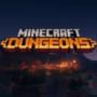 O conceito original de Minecraft Dungeons era como o jogo Zelda
