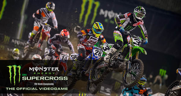 monster energy supercross the official video game pc. Black Bedroom Furniture Sets. Home Design Ideas