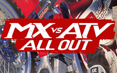 MX VS ATV All Out System Requirements List!