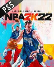 NBA 2K22 Cross-Gen Digital Bundle