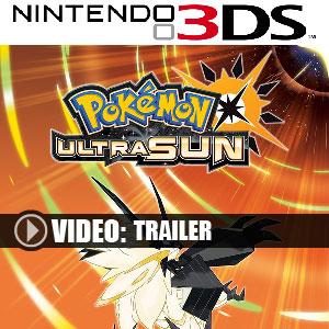 Comprar código download Pokemon Ultra Sun Nintendo 3DS Comparar Preços