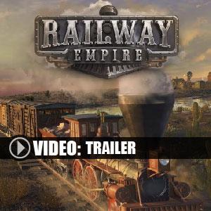 Comprar Railway Empire CD Key Comparar Preços