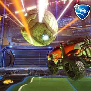 Rocket League - Carros