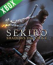 Sekiro Shadows Die Twice