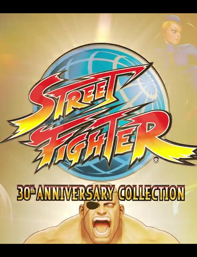 Watch The Alpha Retrospective Video Of Street Fighter 30th Anniversary Collection
