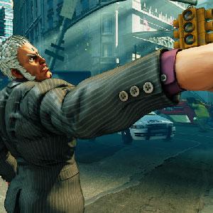 Street Fighter 5 Bison Vtrigger