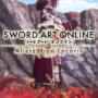 Sword Art Online: Alicization Lycoris Trailer Características Personalização e Bonding