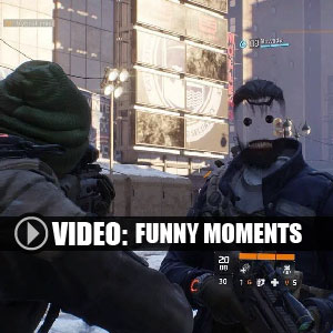 The Division Xbox One Funny Moments