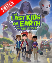 The Last Kids on Earth and the Staff of Doom