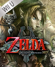 The Legend of Zelda Twilight Princess HD