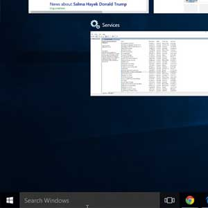 Open multiple windows simultaneously on Windows 10