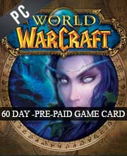 World Of Warcraft 60 Dias
