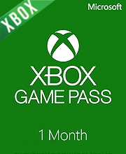 Xbox Game Pass 1 Mes
