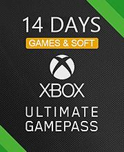 Xbox Game Pass Ultimate 14 Dias