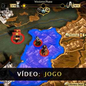 A Game of Thrones The Board Game Vídeo de jogabilidade